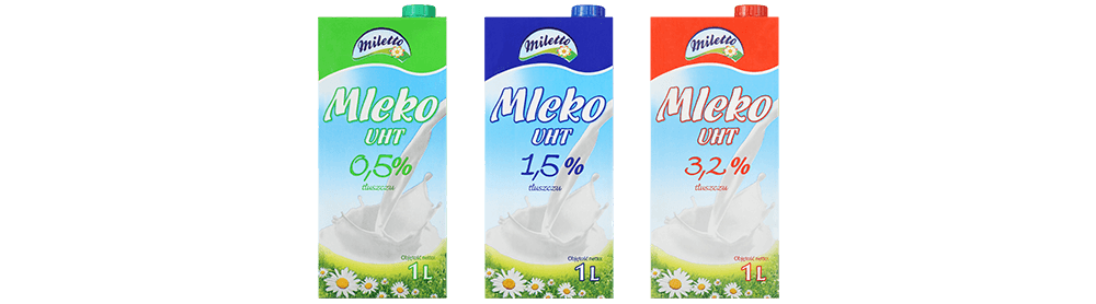 Mleko Miletto